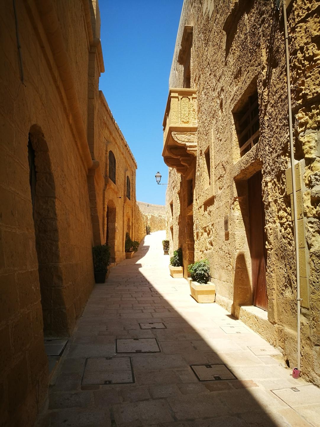 Gozo - Streets