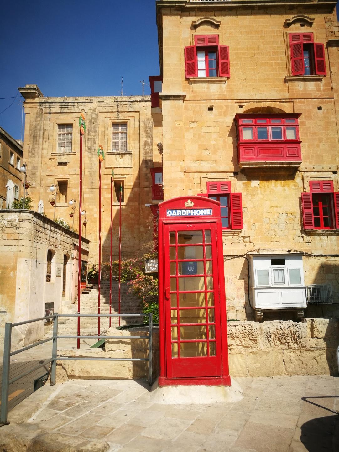 La Valletta - Cardphone