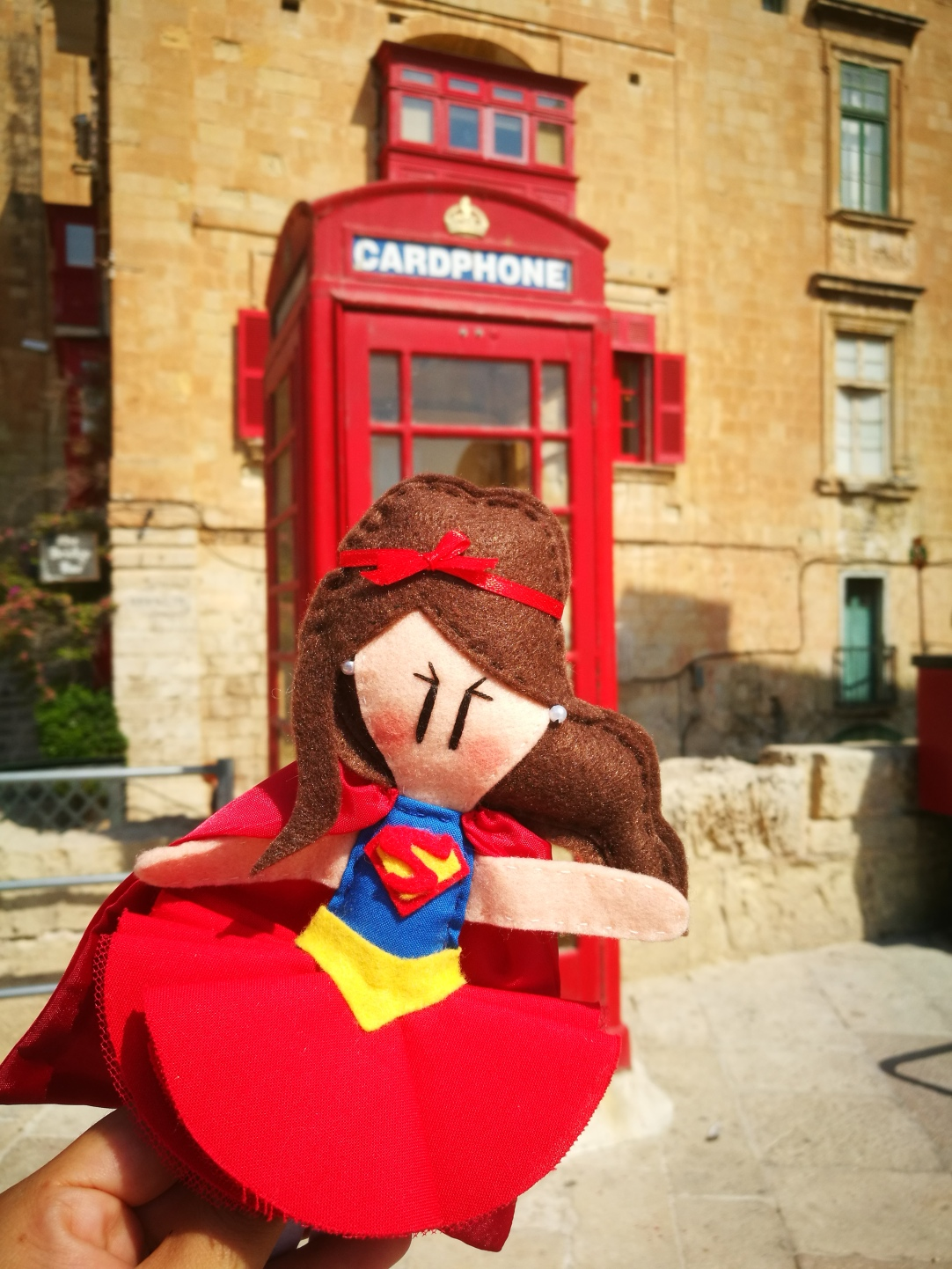 La Valletta - Superwoman